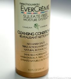 Giving the no poo shampoos a try. This L'oreal EverCreme Cleansing Conditioner is being compared to Wen  shampoos at a fraction of the cost. All the reviews rave about how amazing it is. I hope I get the same results! :)