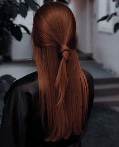 Hair Color Auburn, Auburn Hair, Ginger Hair Color, Pretty Hair Color, Aesthetic Hair, Brunette Hair, Hair Highlights, Pretty Hairstyles, Hair Looks