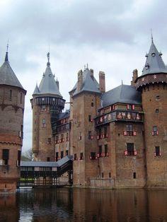Castle De Haar is located near Haarzuilens, in the province of Utrecht in the Netherlands
