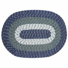 Eastwick Midnight Rug Rug Size: 5' x 7' by International Textile Manufacturing. $97.85. Design is stylish and innovative. Satisfaction Ensured.. Great Gift Idea.. 100% polypropylene. Spot Clean. Size: 150x80, (2) 18x28. EWCK-1290507 Rug Size: 5' x 7' Features: -Technique: Braided.-Material: 100pct Polypropylene.-Spot clean.-Traditional oval design that is flame resistant.-Reversible for extra durability. Dimensions: -Overall Dimensions: 84'' Height x 60'' Width. Collection: -Coll...