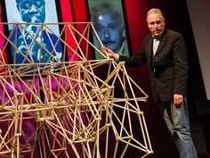Most awesome TED Talks on Dutch artist Theo Jansen's walking kinetic sculptures. Incredibly life-like, completely ingenious..  #TEDTalks #TheoJansen #KineticSculpture