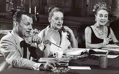 Joseph Cotten, Bette Davis, Joan Crawford