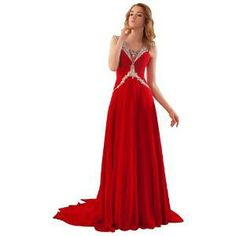 Passat Women's Prom Dresses Angel Wedding Size US22 Color Red | Find.com  #prom #pageant #homecoming