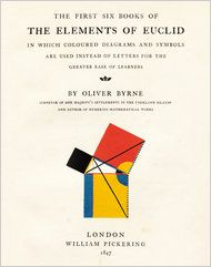 Internet Archive Search: The first six books of the Elements of Euclid in which coloured diagrams and symbols are used instead of letters, by Oliver Byrne Euclidean Geometry, Information Graphics, Design Graphique, Arts And Crafts Movement, Library Of Congress, Classic Books, Free Books, Book Design, Books