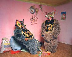 Thomas Rousset and Raphael Verona, Bolivia's shaman doctors
