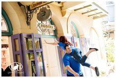 Fun Disneyland Engagement Ideas | White Rabbit Photo Boutique