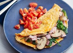 Dr Michael Mosley shares his simplest ever diet breakfast recipes, from omelettes and poached eggs to granola and porridge. Michael Mosley, Omelettes, Ham Breakfast, Breakfast Recipes, Gourmet Breakfast, 800 Calorie Meal Plan, 5 2 Diet Recipes 500 Calories, Blood Sugar Diet, Health