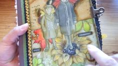 Autumn Magic Junk Journal
