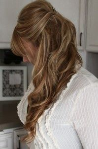 dark blonde I like this hair color for me