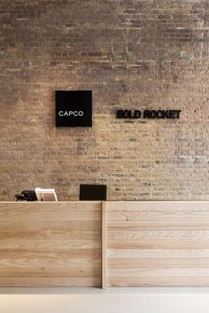 The Capco and BoldRocket offices in Shoreditch, London are located in a 150 year old 5 story steel and brick loft building. The architectural and cultural context of the neighborhood inspired the design concept: open loft space, industrial architecture wi