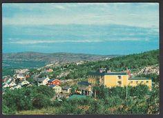 Kirkenes Turisthotell brukt 1961 Mittet