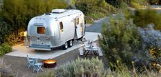 I am on a new kick where all I want to do is buy an Airstream and roam up and down the west coast with my honey and Sunset magazine never ...
