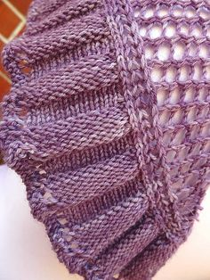 Ravelry: Clorinda pattern by Vintage Purls #knit