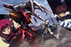 code geass fallen suzaku fight knightmare