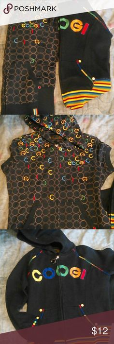 Coogi hoodie bundle Final price!! Fading, Price Firm!! COOGI Sweaters