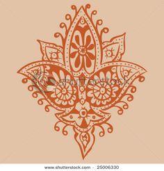 1. flor de lis inspiração