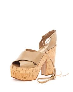 Michael Kors Wrap-Around Sandal - Michael Kors