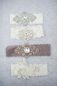 Vintage Inspired baby headbands.