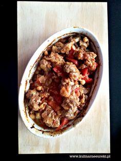 Curry wieprzowe z ciecierką