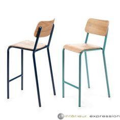des chaises hautes pour égayer votre cuisine | cuisine - Chaises Hautes Cuisine