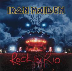 Iron Maiden - Rock in Rio 2001 Live Full Concert  #ironmaiden #rockinrio