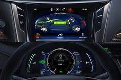 Старт продаж гибрида Cadillac ELR в США не задался Digital Dashboard, Dashboard Ui, Dashboard Design, Ui Ux Design, Car Ui, Car Detailing, Car Parts, User Interface, Cadillac