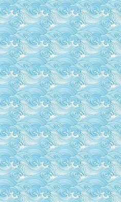 *NEW Waves Photo Backdrop