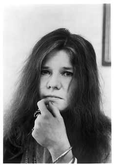 """The voice screams, shouts, bellows and stamps until Janis sounds completely beside herself, utterly spent and unprotected. There was plenty of humour in Janis Joplin but her songs, like her photographs, show a 'woman left lonely' whose greatest work is almost utterly without such modern aids as irony, distance or detachment."" – MOJO, 1994 Photo by Jay Good  https://www.facebook.com/janisjoplin?fref=photo"