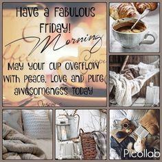 Goedemorgen Goodmorning Friday Moodboard