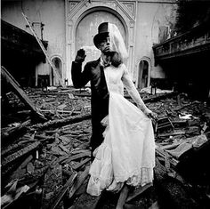 Arthur Tress show at the de Young Museum in San Francisco
