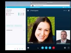 First Look! Skype for Business Client Demo