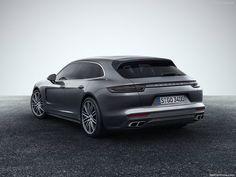 Il s'agit bien du Porsche Panamera Sport Turismo, le premier break de l'histoire du constructeur germanique.