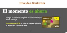 Pasos para conseguir tu Bankinter Card Oro - http://www.vamosacontardiadas.com/pasos-para-conseguir-tu-bankinter-card-oro/