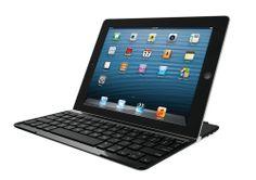[MOBILITE] UltraThin Keyboard Cover for iPad AIR: L'autre moitié de votre iPad désormais disponible pour iPad Air. Il ne pèse que 330 g et a une épaisseur de 7,3 mm. Point fort n°2 : Vous permet une saisie aussi rapide que sur un clavier standard. Protect