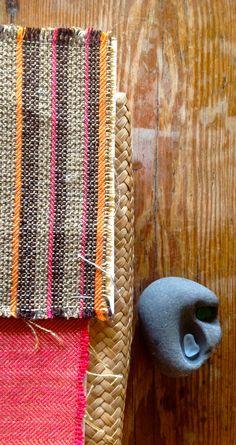 """Joe Ruggiero designs 'hand woven"""" looks for Sunbrella."""
