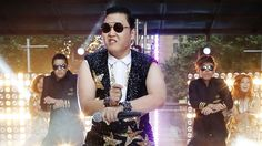 The most popular video on YouTube - Gangnam Style
