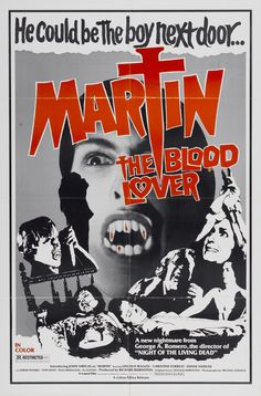 Martin (1976) directed by George A. Romero