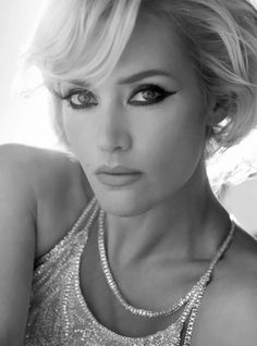 Kate Winslet, gorgeous 60's look