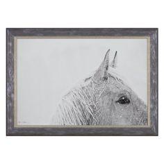 $170 41.5 w x 29.5 h Snow Daze 1 from Z Gallerie