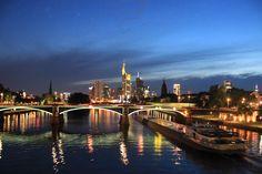 Frankfurt am Main, Deutschland ,Tim shooted. Frankfurt, Maine, Spaces