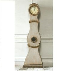 Shop wall & desk clocks at Chairish, the design lover's marketplace for the best vintage and used furniture, decor and art. Carriage Clocks, Howard Miller, Moise, Clock Parts, Mantle Clock, French Grey, How To Distress Wood, Gold Paint, Battery Operated