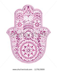 Hamsa Hand- would be a nice tattoo