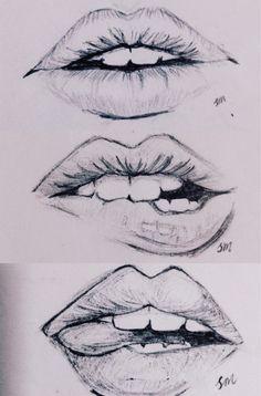 #art #drawing #blackandwhite #ciao #Hot #lick #lips #sexy #steppsart