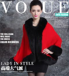 Find More Scarves Information about 2015 High Quality Spring Winter Ladies' Soft Cashmere Fox Fur Pashmina Shawl Knitted Wool Poncho Sweater women scarves desigual ,High Quality poncho blouse,China shawl with sleeves pattern Suppliers, Cheap poncho accessories from teacher on Aliexpress.com