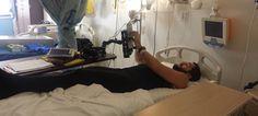 La historia del hombre que pasó 70 días en la cama para un experimento de la NASA - Contenido seleccionado con la ayuda de http://r4s.to/r4s
