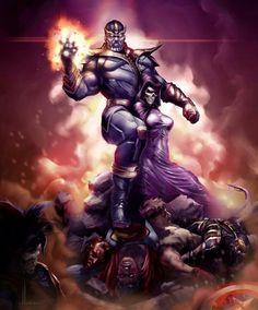 Thanos & Death