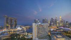 Mandarin Oriental Singapore Beach Room, Mandarin Oriental, Marriott Hotels, Home And Away, South Beach, Bay Area, Marina Bay, San Francisco Skyline
