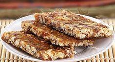 Recipe Kozinaki. healthy dessert recipes, quick and easy desserts
