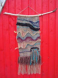 Large Weaving Wall Hanging