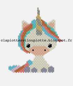 Clapiottes et Loupiotte